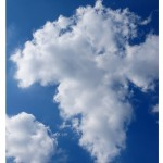 African hope cloud